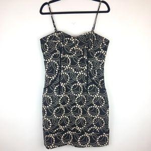 NWT FROCK! Tracy Reese Women's Black Dress 12